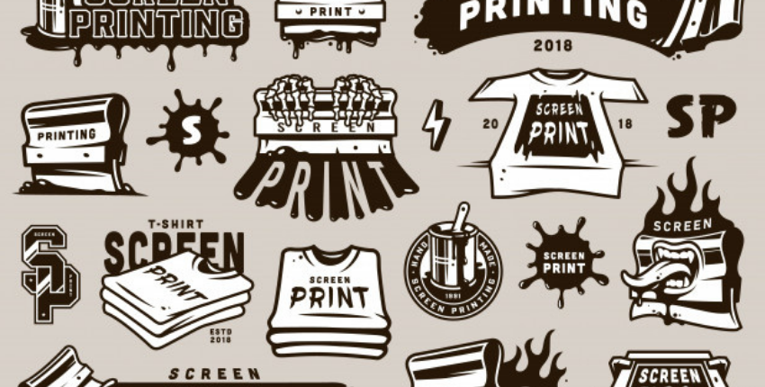 Major Types & Benefits of Screen Printing Solutions